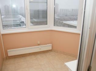 Утеплення балкона (лоджії)