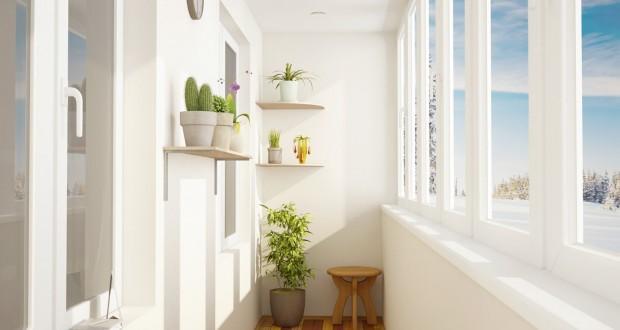 152 Як прикрасити балкон квітами
