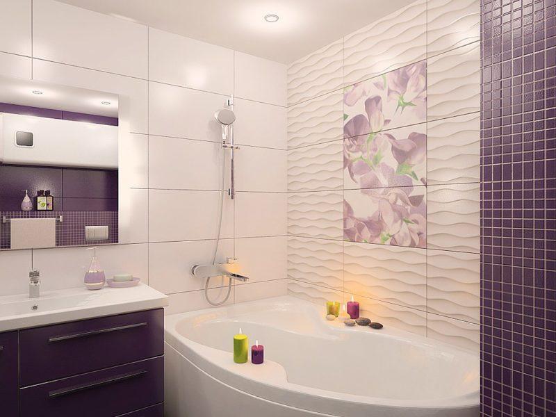 Дизайн ванної кімнати в хрущовці