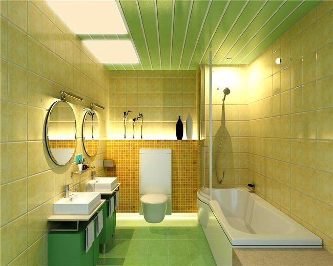 Способи обробки ванної кімнати