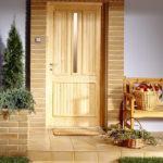 668 Оздоблення дверного отвору вхідних дверей