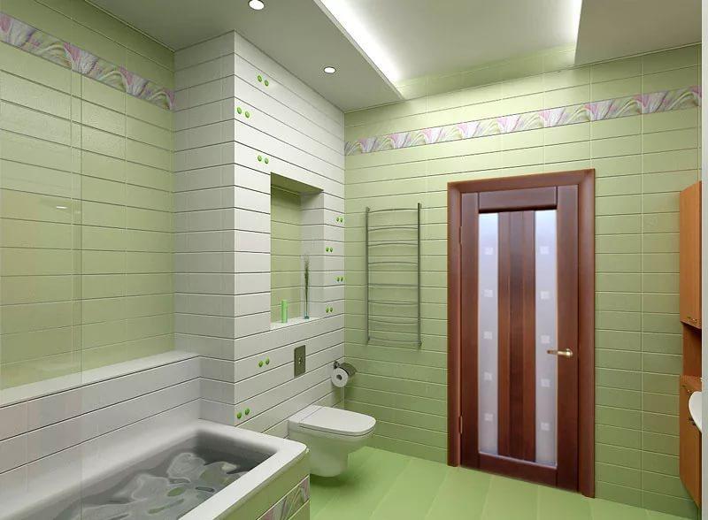 Двері для ванної та туалету – установка