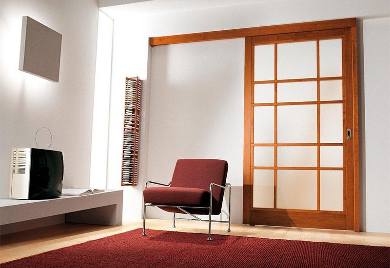 985 Особливості розсувних дверей