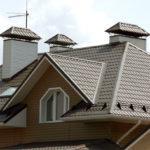 995 Монтаж даху з металочерепиці своїми руками