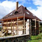 1001 Будівництво четирьохскатного даху своїми руками