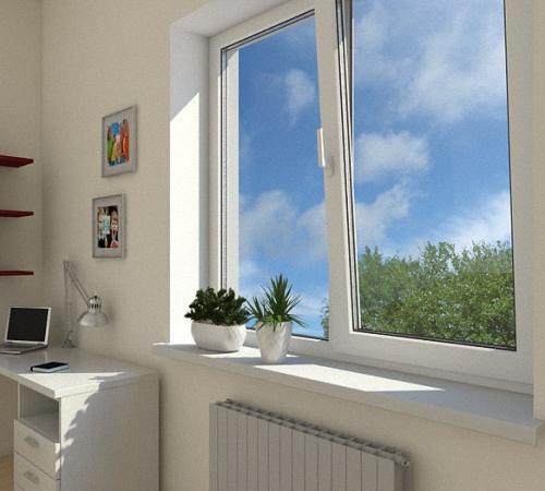 Як поставити пластикові вікна самому