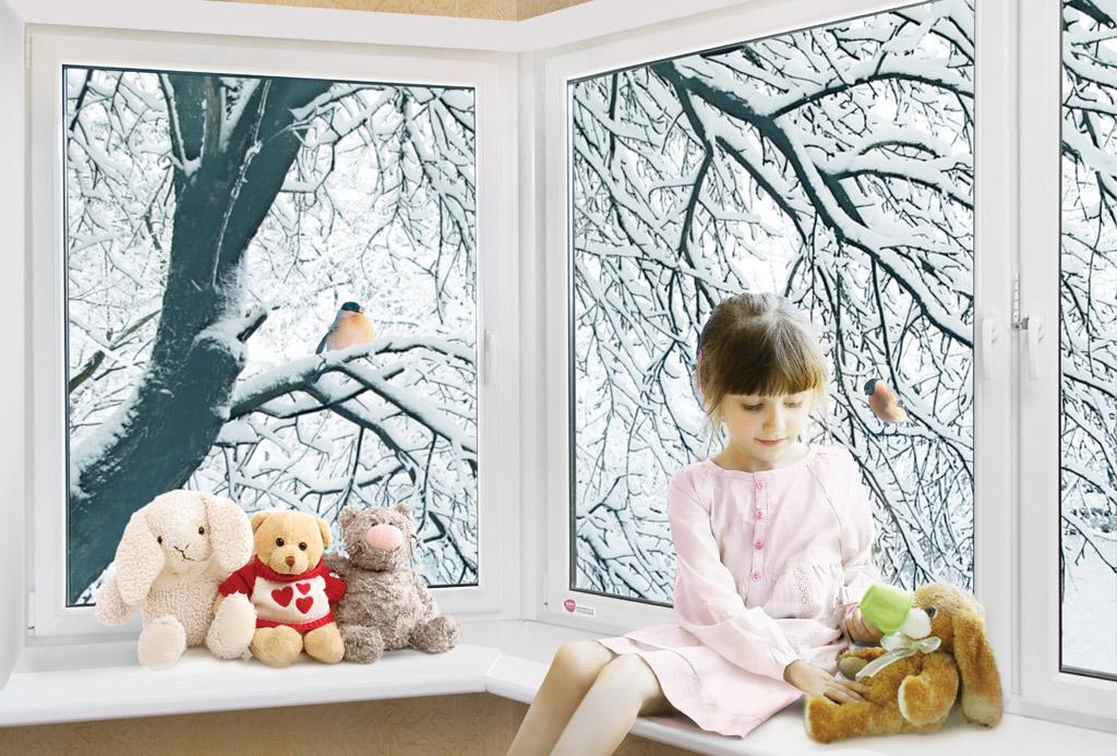 Як перевести вікна в зимовий режим