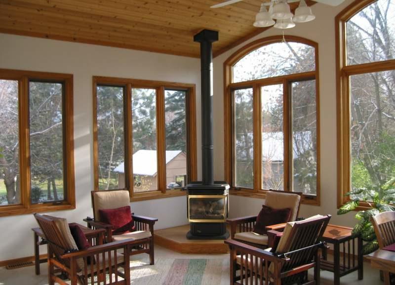 Вибір матеріалу для дерев'яних вікон