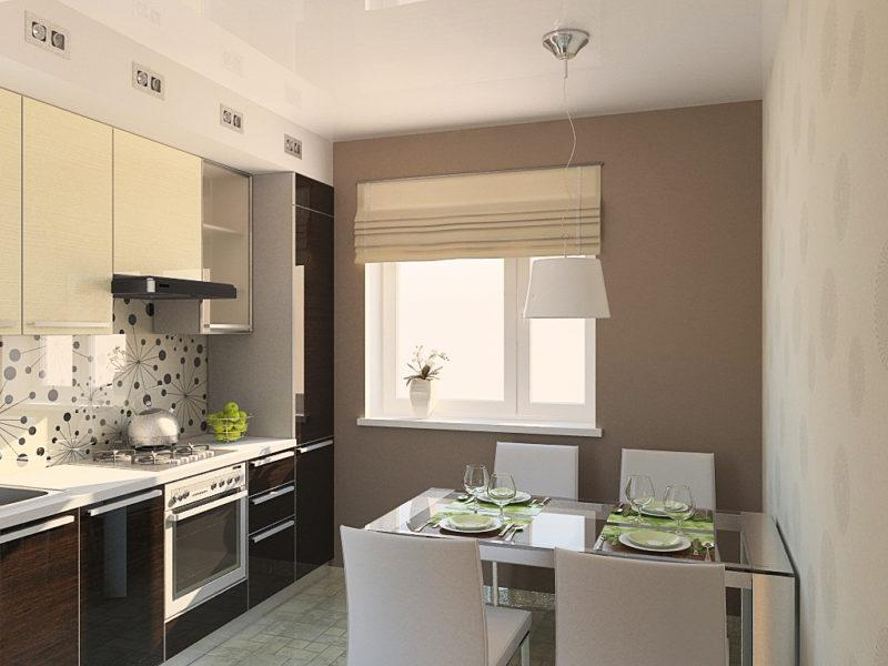 Дизайн інтер'єру кухні в сучасному стилі
