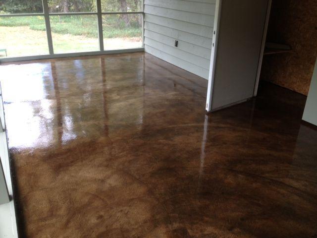 2867 Забарвлення бетонних поверхонь. Підготовка бетонної поверхні до фарбування