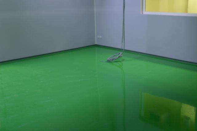 Забарвлення бетонних поверхонь. Підготовка бетонної поверхні до фарбування