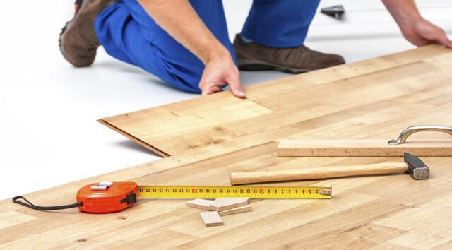 3247 Як класти ламінат на бетонну підлогу