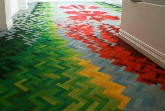 Фарбування підлоги