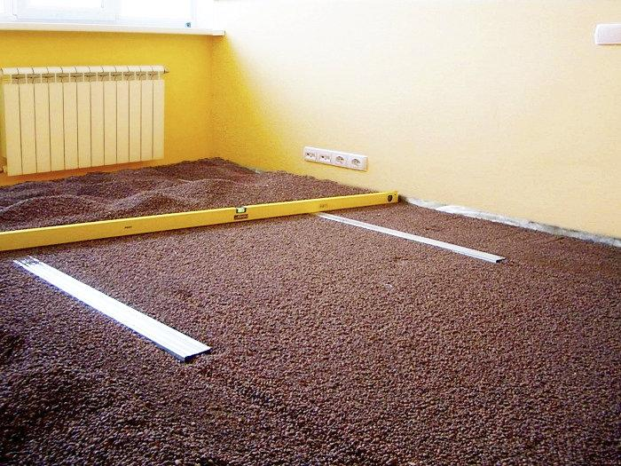 3510 Суха стяжка підлоги