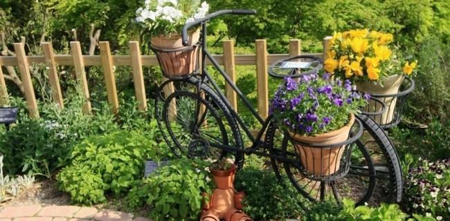 Огорожа для саду своїми руками. Виготовлення та встановлення