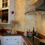 7261 Декоративна штукатурка для стін кухні