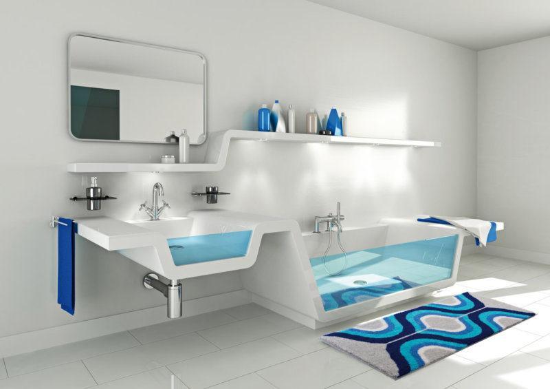 Оздоблювальні матеріали для ванної та туалету Як вибрати?
