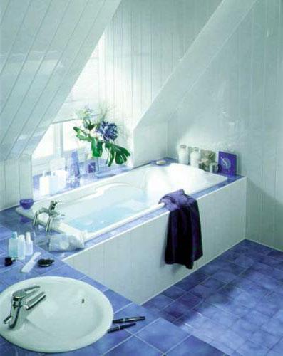 7574 Оздоблювальні матеріали для ванної та туалету Як вибрати?