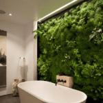 7584 Шпалери в ванній кімнаті - як поклеїти правильно?