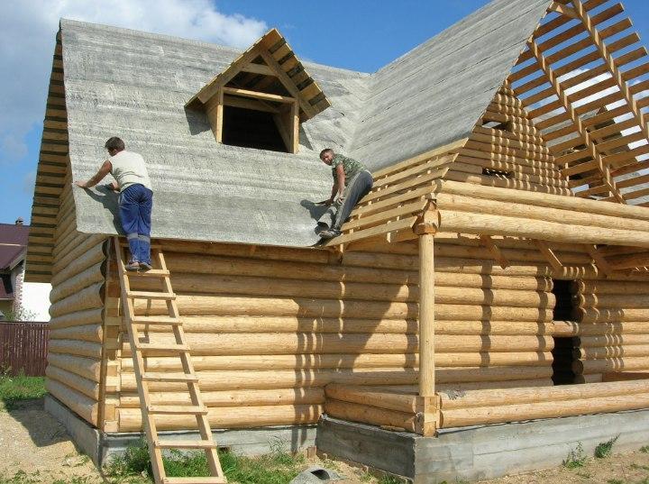 Ремонт дерев'яного будинку – надійність і якості