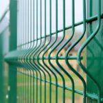 8931 Як зробити секційний металевий паркан з зварної сітки