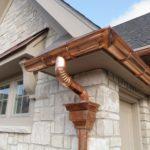 9839 Кріплення водостічних труб до стіни будинку своїми руками - інструкція