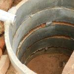 10026 Септик з бетонних кілець своїми руками