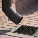 10346 Прочищення відкритої і закритої зливової каналізації