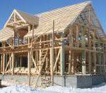 10560 Каркасний будинок за канадською технологією
