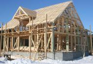 Каркасний будинок за канадською технологією