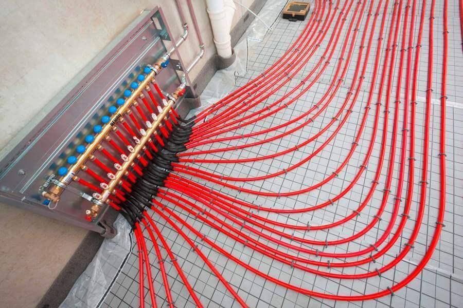 Як вибрати труби для теплої підлоги — практичні рекомендації