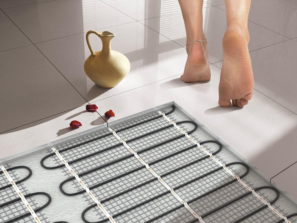 14738 Вибираємо труби для водяної теплої підлоги, і виробляємо їх установку