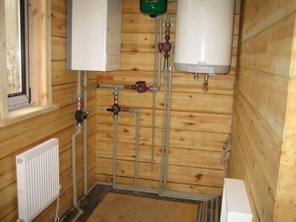 16687 Робимо двотрубну систему опалення приватного будинку - інструкція