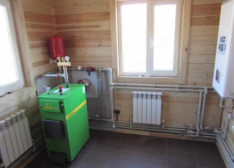 16691 Однотрубна система опалення приватного будинку - проектування