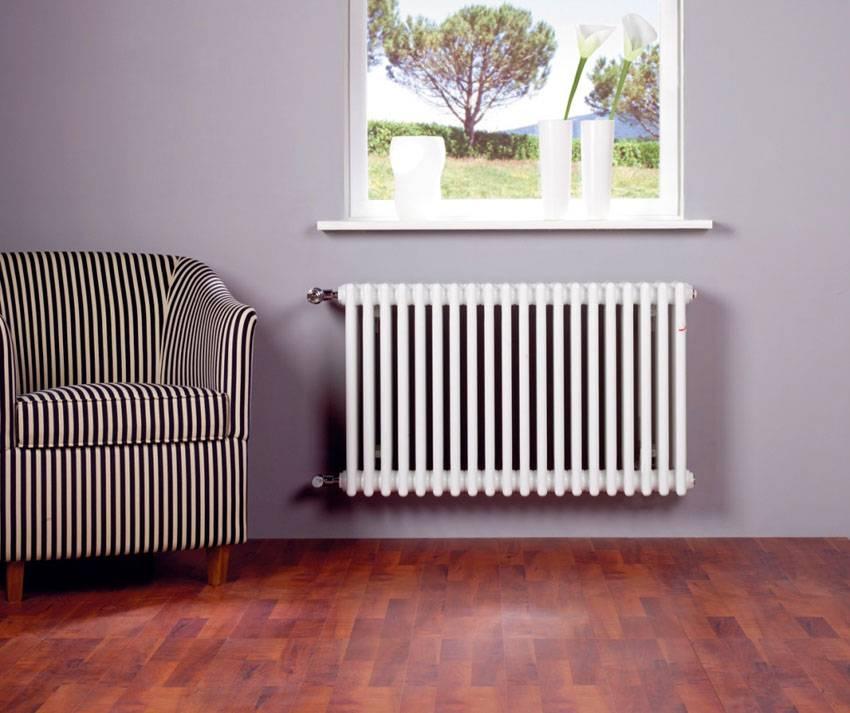 Методика розрахунку секцій радіаторів опалення