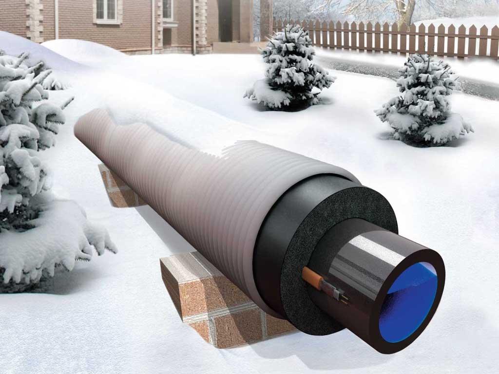 Чи потрібен трубопроводам захист від холоду та спеки