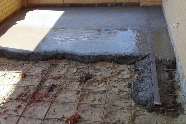 21873 Як ізолювати підлогу з бетону своїми руками