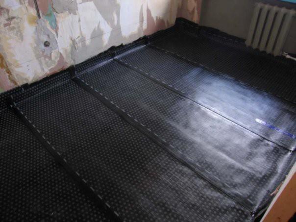 22503 Як і чим можна ізолювати підлогу своїми силами