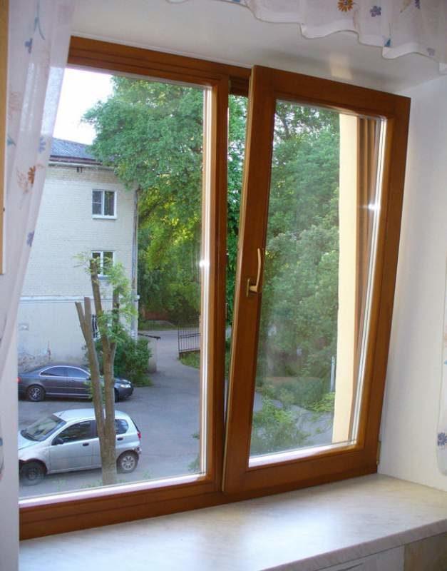 Як зберегти красу дерев'яних вікон і утримати тепло в будинку
