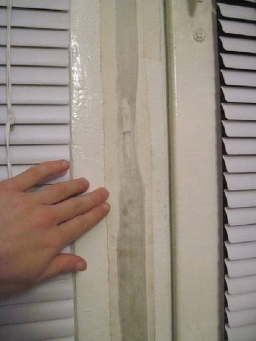 Як відбувається утеплення вікон?