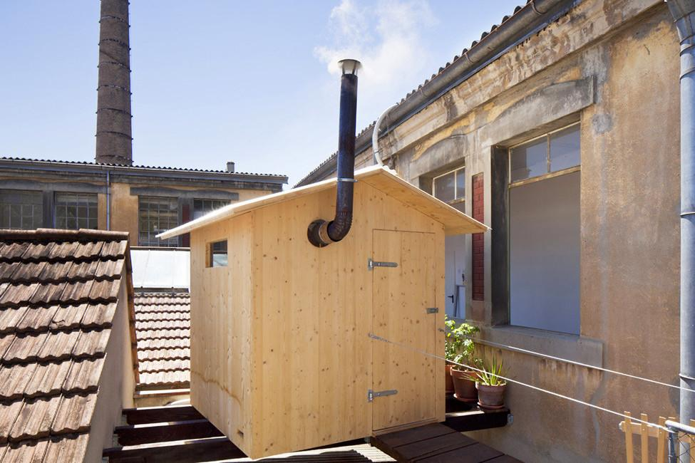 Недороге утеплення даху лазні