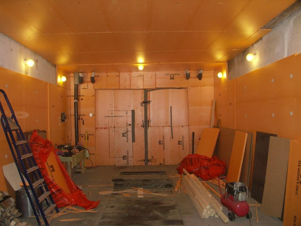 Чим можна утеплити власний гараж