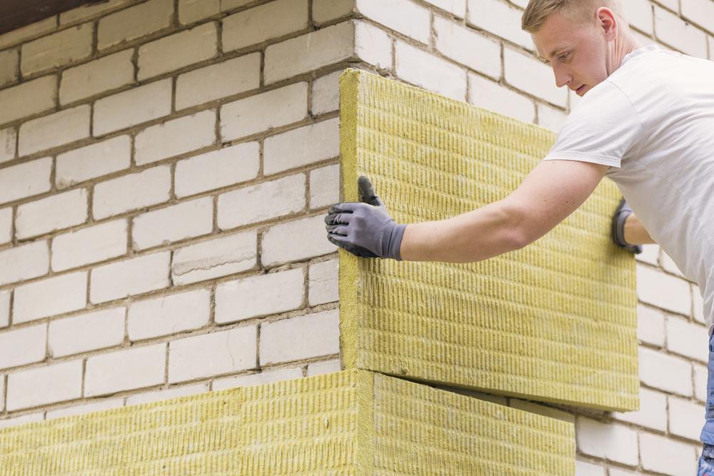 Як здійснюється утеплення фасадів з використанням мінеральної вати
