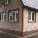 29297 Зовнішнє утеплення дерев'яного будинку