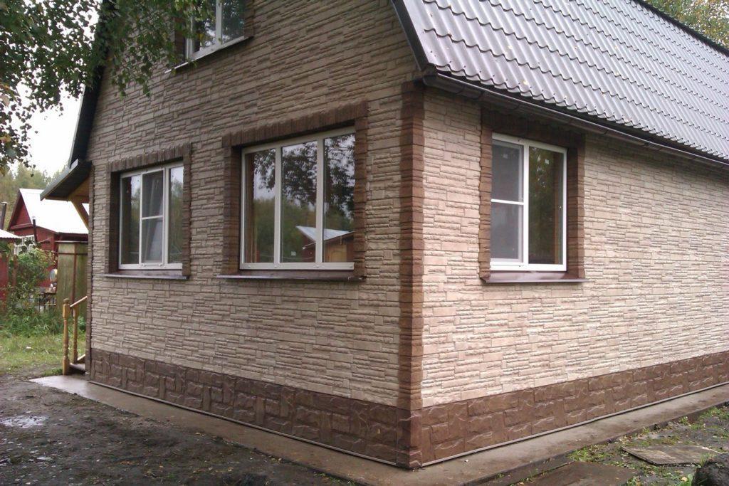 Зовнішнє утеплення дерев'яного будинку