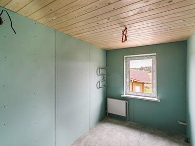 Як провести внутрішню теплоізоляцію стін будинку без помилок
