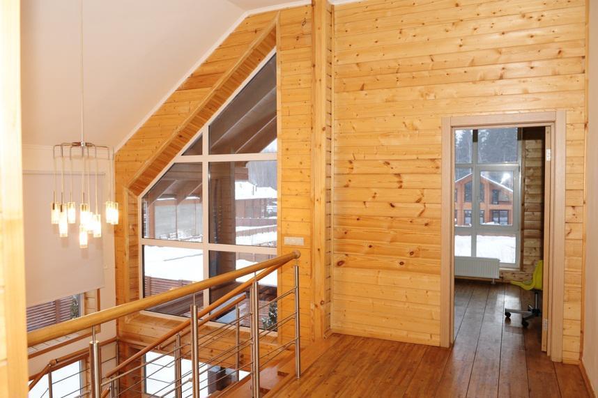 Утеплюємо другий поверх дерев'яного будинку