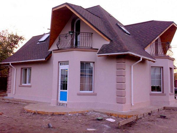 33339 Як утеплити дерев'яний будинок пінопластом зовні?
