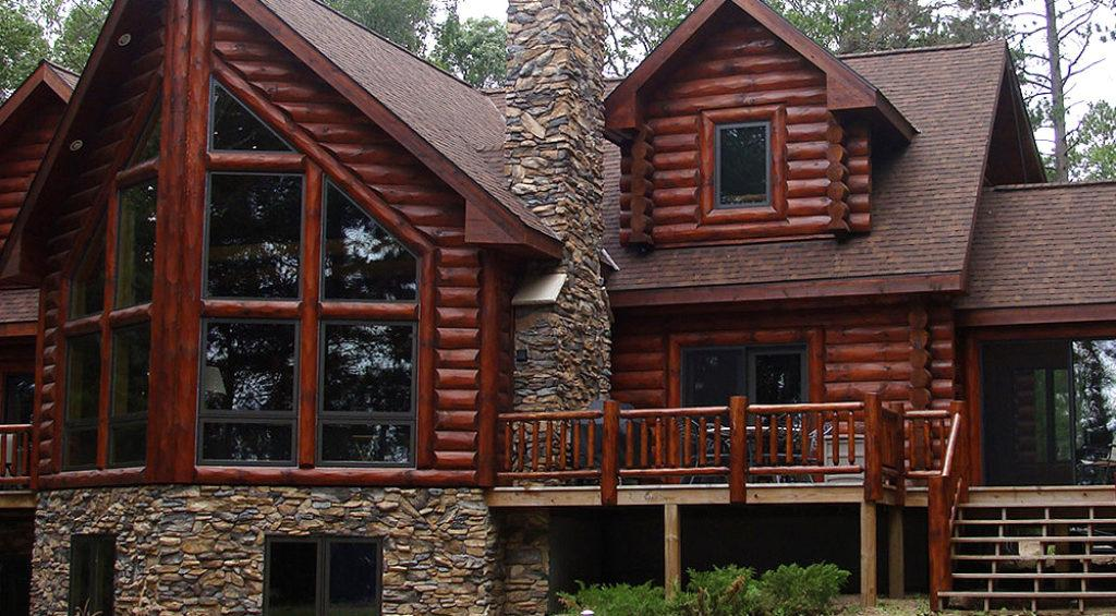 Утеплюємо старий дерев'яний будинок своїми руками