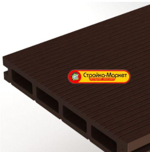 Терасна дошка WOODVEX Classic, Молочний шоколад